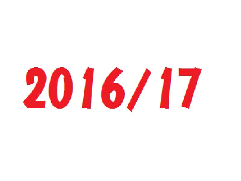 První trénink ve školním roce 2016/17