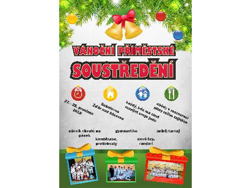 Vánoční soustředění 2018